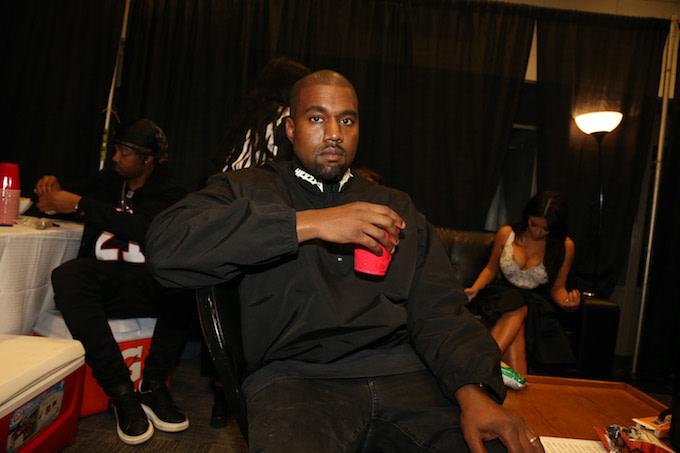 Kanye in NJ