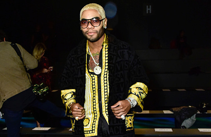 """Sisqo"" attends the Vivienne Tam fashion show"