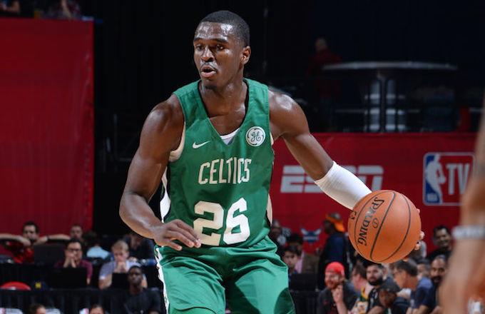 Jabari Bird Boston Celtics