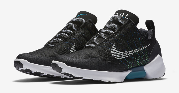 promo code b9309 8574e Is $720 Too Much for Nike's Auto-Lacing Sneakers? | Complex