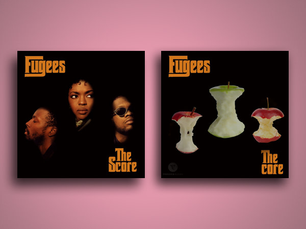 fugees the score