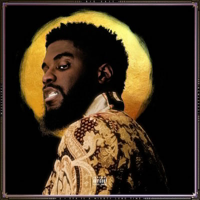Album cover for Big K.R.I.T.'s '4eva Is a Mighty Long Time.'