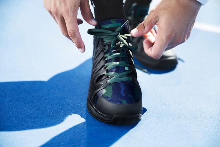 Nike's Camo Version of Roger Federer's Signature Shoe