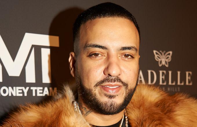 French Montana Says He Spoke to Kim Kardashian 'About
