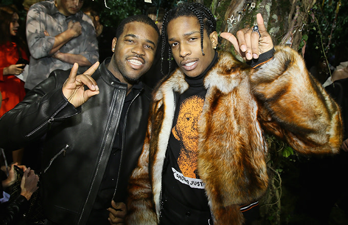 ASAP Rocky and Ferg