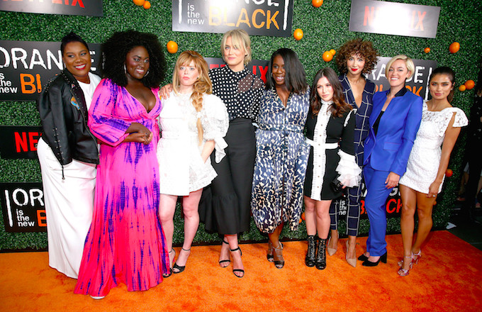"'Orange Is the New Black"" Cast"