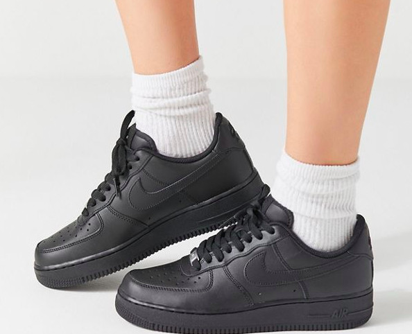 official photos 07177 6fc74 How the Black Air Force 1 Became Sneaker Culture's Funniest ...