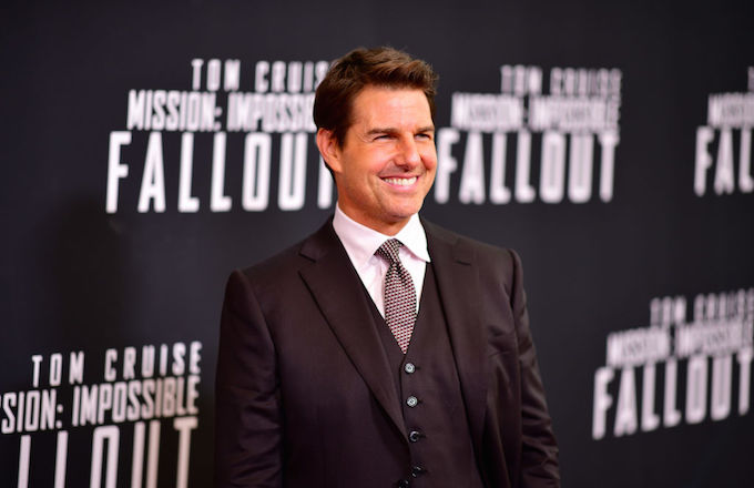 Tom Cruise mission impossible 6 opening
