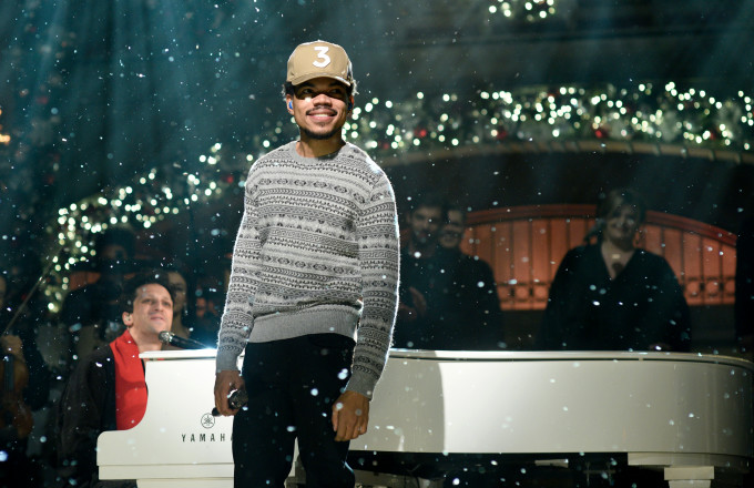 Merry Christmas Lil Mama.Chance The Rapper And Jeremih Dropping New Version Of Merry