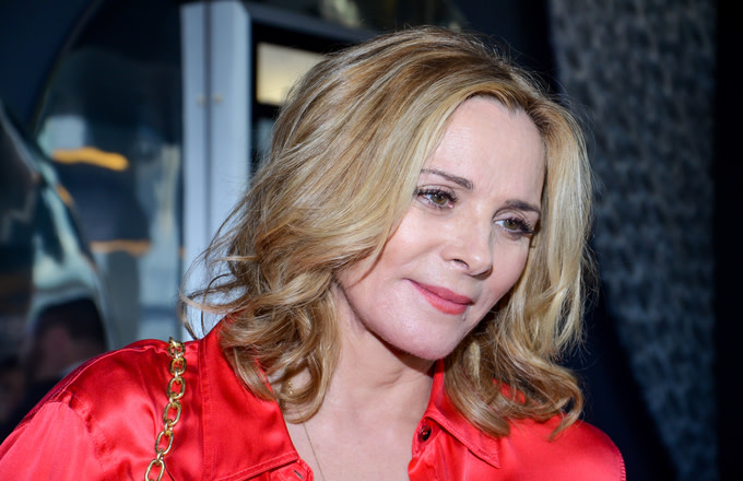 Kim Cattrall HBO Canada's New Original Series 'Sensitive Skin' Premiere