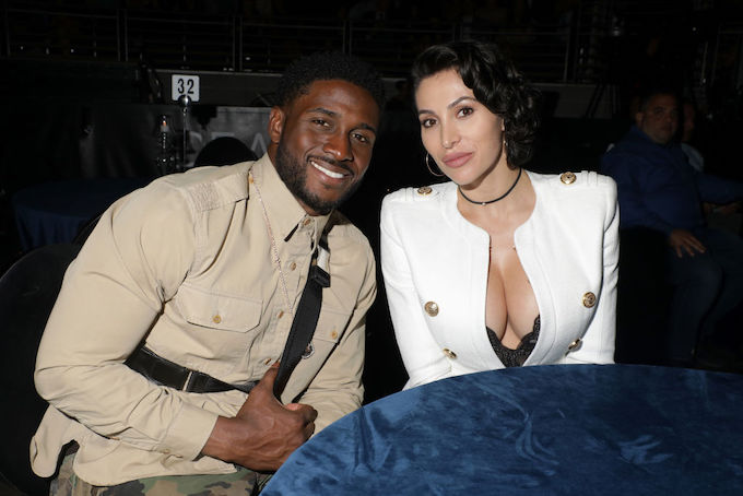 Who is reggie bush dating now