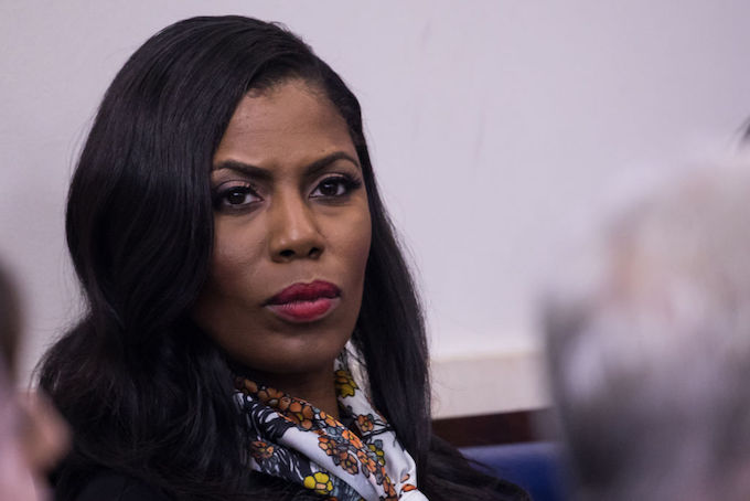This is a picture of Omarosa.
