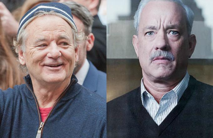 Tom Hanks, Bill Murray