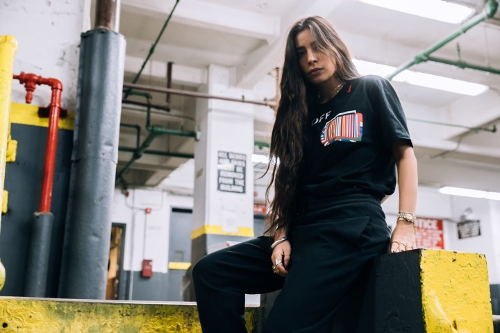 f6263be6e Off-White's Virgil Abloh Designed a T-Shirt for Nike's New Equality ...