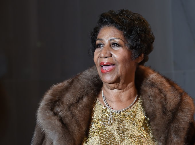 Aretha Franklin in DC