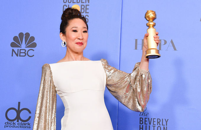Sandra Oh the best