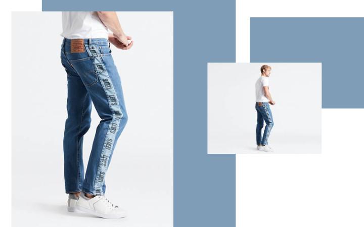 PROMO- Levi's Rides The Streetwear Train