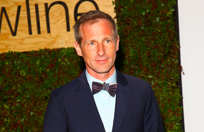 Spike Jonze attends the Lowline Anti-Gala Benefit Dinner
