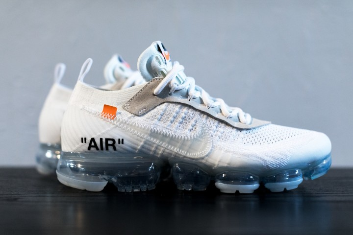 cbff7940ad Get an Upclose Look at the Next Off-White x Nike Air VaporMax Sneaker