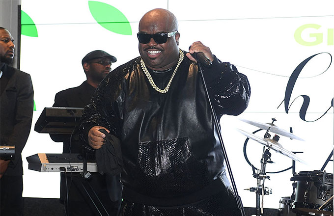 This is a photo of Ceelo Green.