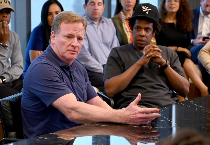 Group Getting Donation From Roc Nation and NFL Criticized