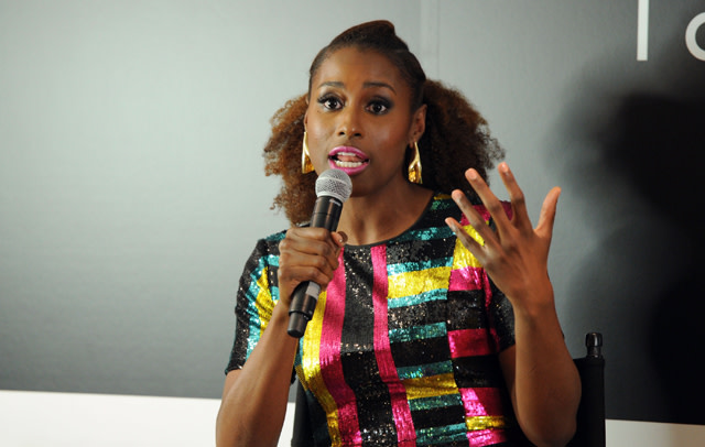 Issa Rae attends the Fast Company Innovation Festival