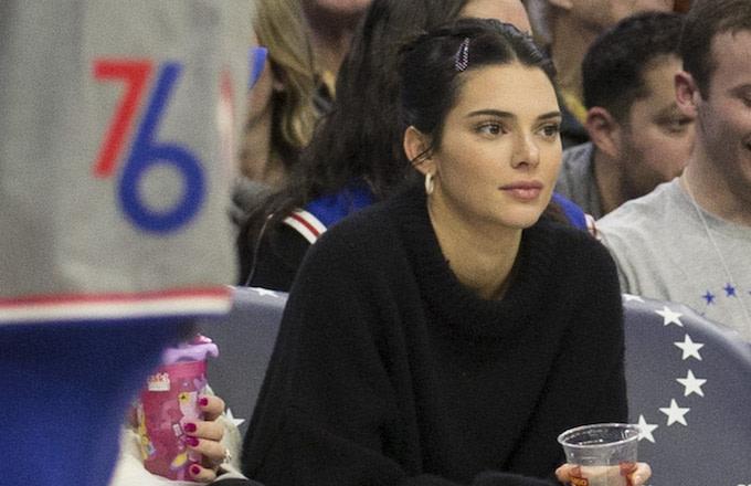 Kendall Jenner ben simmons
