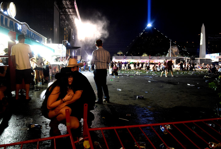 mass shootings las vegas