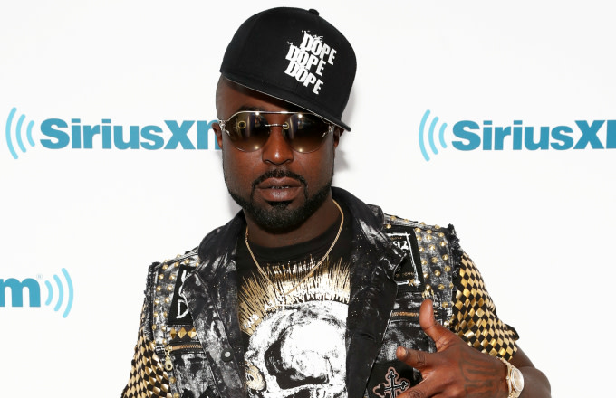 Rapper Young Buck visits the SiriusXM Studios