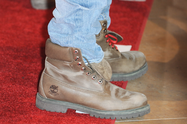 do timberland bottes come up big