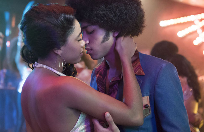 Justice Smith and Herizen Guardiola The Get Down