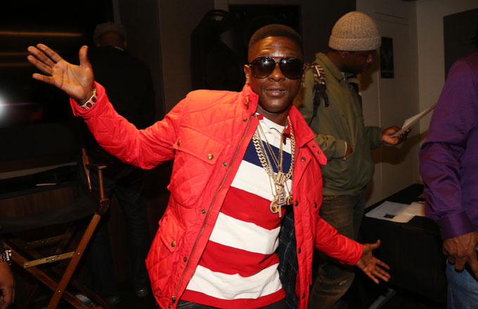 Boosie Badazz Facing Felony Drug and Firearm Charges After Being