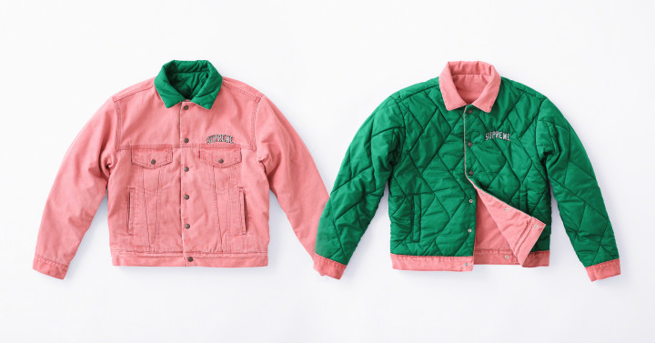 online retailer 45221 e5169 Best Style Releases This Week: Supreme x Levi's, Bape x ...