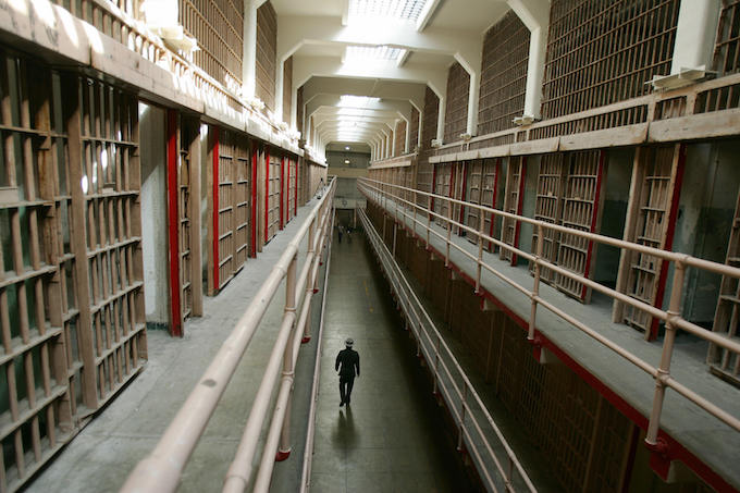 Jail in SF