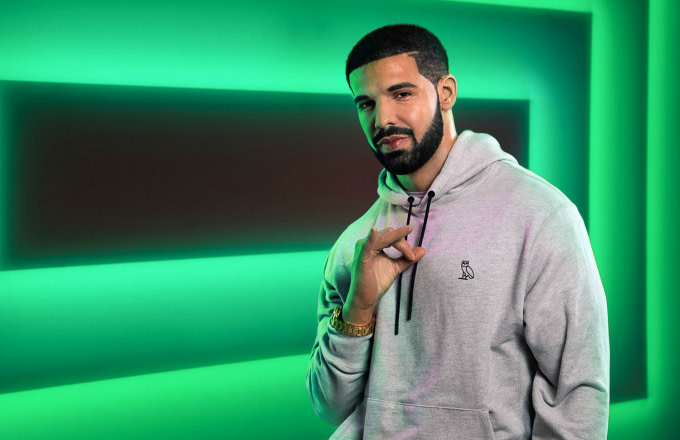 Drake Wax Figure