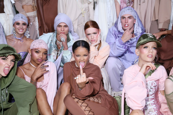 online retailer a1dd1 696d1 What Every Celebrity Designer Can Learn from Rihanna and ...