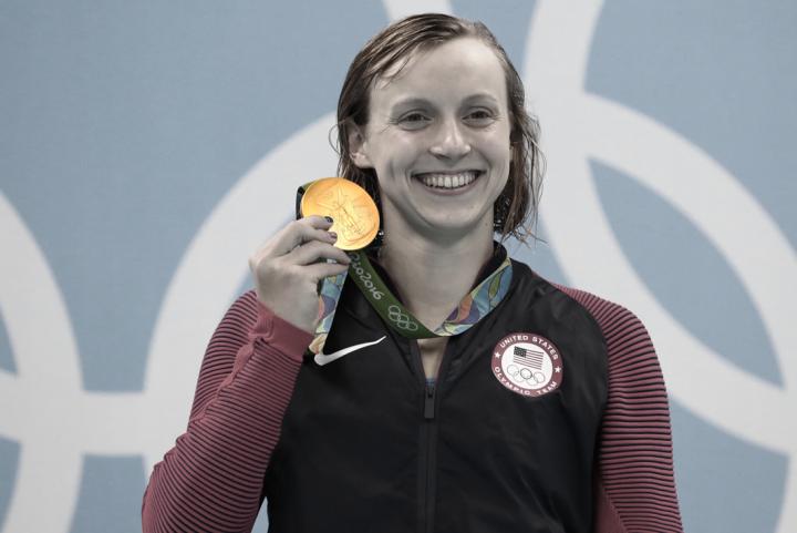 katie ledecky gold medal