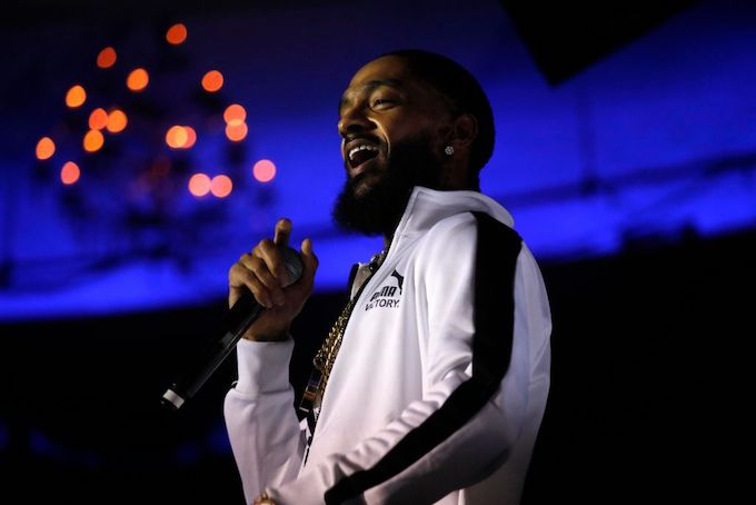 The Game Linked With Dr  Dre and Snoop Dogg in the Studio to Honor