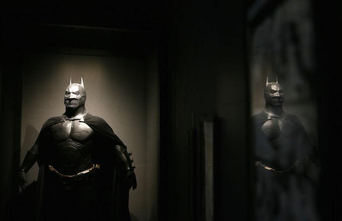 Batman peen