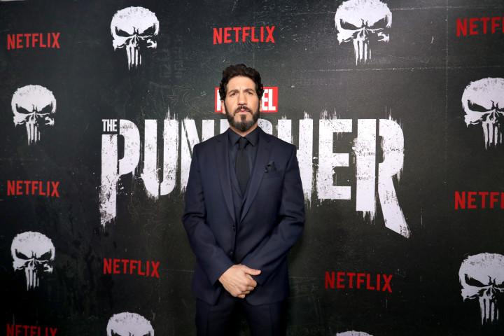 Jon Bernthal attends 'Punisher' Season 2 premiere screening in Los Angeles