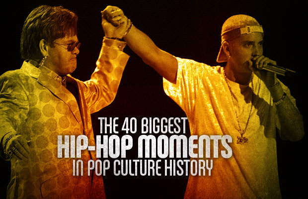 The 40 Biggest Hip-Hop Moments in Pop Culture History