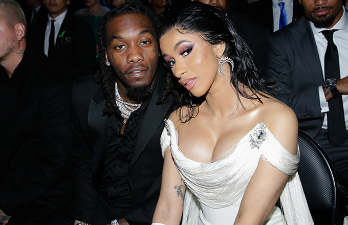 Mother Of Offset S Oldest Daughter Says Cardi B Helped Him Grow