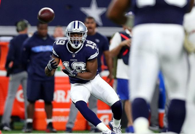 huge discount 7624d 32e6b Dallas Cowboys Plan to Lock Down Amari Cooper in Offseason ...