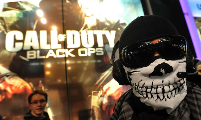 This is a picture of Call of Duty.