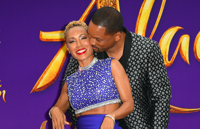 Jada Pinkett Smith on Marriage: 'There Have Been Bigger Betrayals