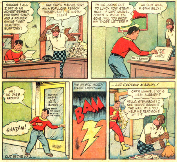 7 Extremely Racist Moments in Comic Book History | Complex