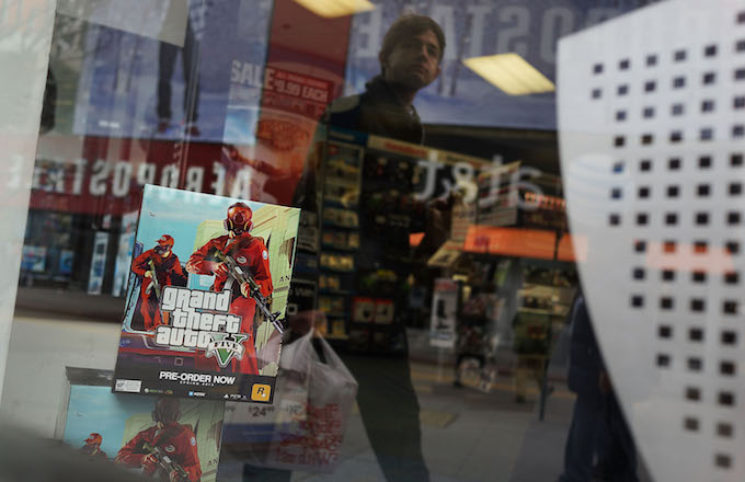 Grand Theft Auto Online' Reaches Its Highest Number of