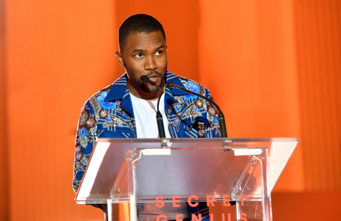 5 Things We Learned From Frank Ocean's 'Gayletter' Interview