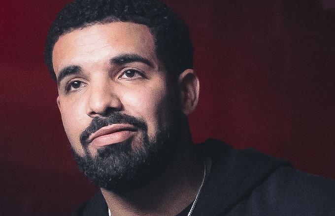 Drake at Velvet Underground.