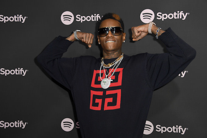 Soulja Boy in LA